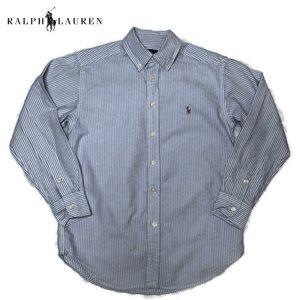 Polo Ralph Lauren's seersucker button-down